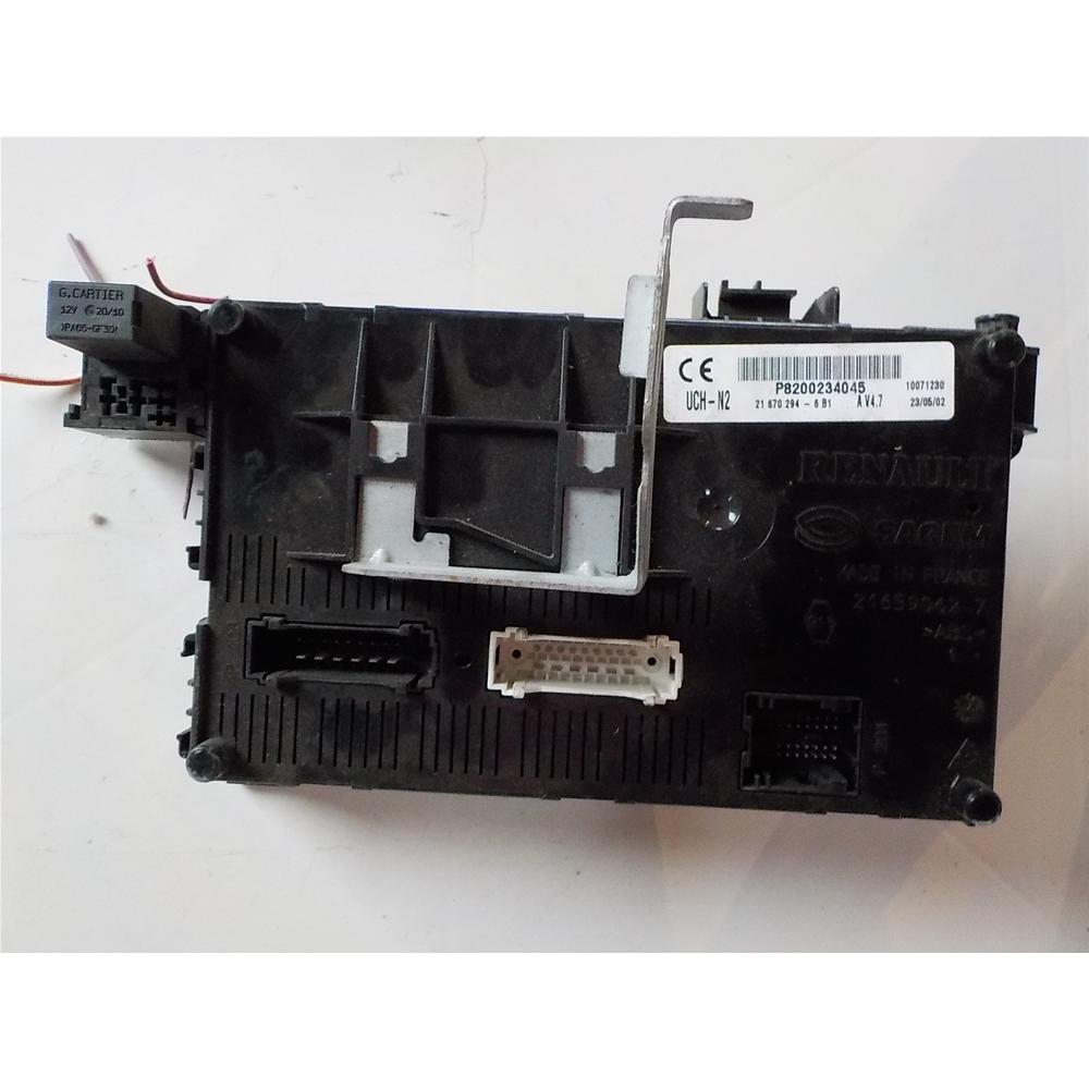 44KW 60CV 03//1999/>05//01 BB0A, CB0A SENSORE VELOCITA RENAULT CLIO II 1.2